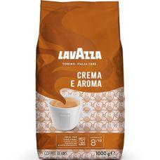 Кофе в зернах Lavazza Crema e Aroma, 1 кг., вакуумная упаковка