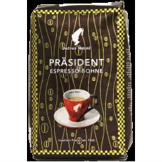 Кофе в зернах Julius Meinl President Grande Espresso (Президент Гранд Эспрессо), 500 гр., вакуумная упаковка