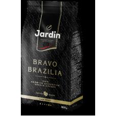 Кофе в зернах Jardin Bravo Brazilia (Браво Бразилия), 1кг.