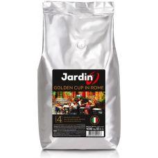 Кофе в зернах Jardin Golden Cup In Rome (Голден Кап Ин Ром), 1кг.