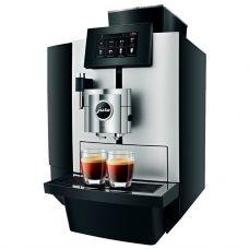 Автоматическая кофемашина Jura X10 Platin