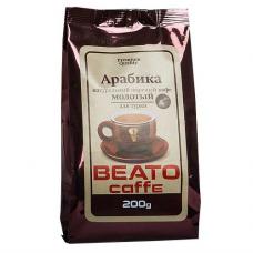 Кофе молотый Beato для турки, 200г.