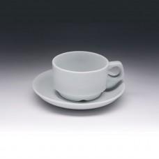 Кофейная пара фарфор Collage 100 мл. Yongfeng (Китай), art. 192фк