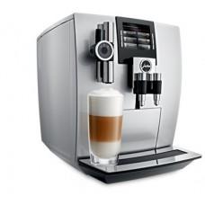 Автоматическая кофемашина Jura J90 Brilliantsilver
