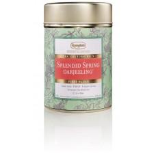 Черный листовой чай Ronnefeldt Tea Couture Splendid Spring Darjeeling (Великолепный весенний Дарджилинг), 100гр., банка