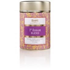Черный листовой чай Ronnefeldt Tea Couture 1st Assam Blend (Ассам Бленд), 100гр., банка