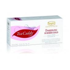 Черный листовой чай в саше на чайник Ronnefeldt Tea-Caddy Bio Darjeeling Summer Gold (Дарджилинг Саммер Голд), 20шт.х3,9г.