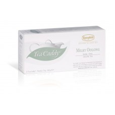 Зеленый листовой чай в саше на чайник Ronnefeldt Tea-Caddy Milky Oolong (Молочный Улун), 20шт.х3,9г.