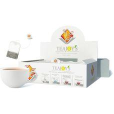 Чай черный цейлонский, бергамот TeaJoy's 100х2,0г