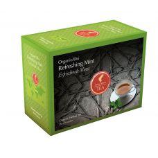 Травяной чай в пакетиках на чайник Julius Refreshing Mint (Освежающая  Мята), 20шт.×2гр.