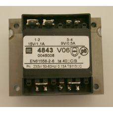 Трансформатор 230V cod. 62841