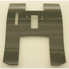 Панель корпуса лицевая Jura Impressa Z9 cod.71082
