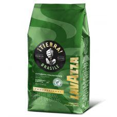 Кофе в зернах Lavazza Tierra Brasile, 1 кг., вакуумная упаковка
