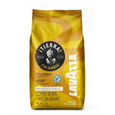 Кофе в зернах Lavazza Tierra Colombia, 1 кг., вакуумная упаковка