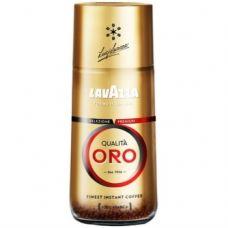 Кофе растворимый Lavazza Qualita Oro 95гр.