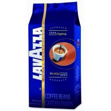 Кофе в зернах Lavazza Gran Riserva, 1кг, вакуумная упаковка