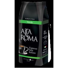 Кофе в зернах Alta Roma Verde, 1кг., вакуумная упаковка