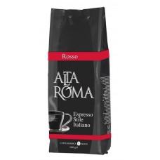Кофе в зернах Alta Roma Rosso, 1кг, вакуумная упаковка