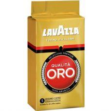 Кофе молотый Lavazza Oro, 250г, вакуумная упаковка