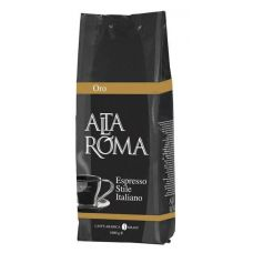 Кофе в зернах Alta Roma Oro, 1кг, вакуумная упаковка