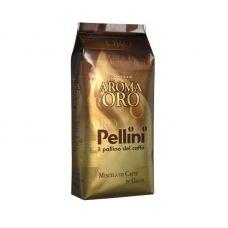 Кофе в зернах Pellini ORO, 1 кг, вакуумная упаковка