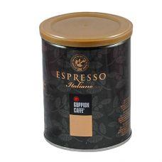 Кофе молотый Goppion Espresso Italiano CSC (Гоппион Эспрессо Итальяно), 250 гр., металлическая банка