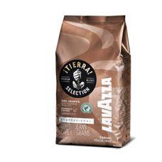 Кофе в зернах Lavazza Tierra Selection, 1 кг., вакуумная упаковка