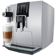 Автоматическая кофемашина Jura J6 Brilliant Silver