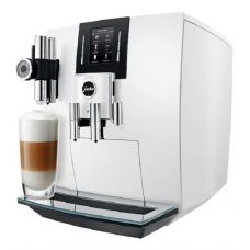 Автоматическая кофемашина Jura J6 Piano White