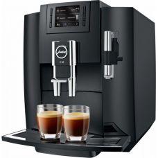 Автоматическая кофемашина Jura E80 Pianoblack