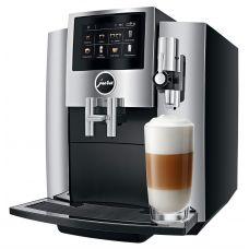 Автоматическая кофемашина Jura S8 Chrom EU