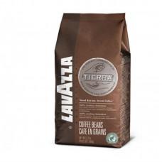 Кофе в зернах Lavazza Tierra Intenso, 1 кг., вакуумная упаковка