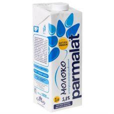 Молоко питьевое ультрапастеризованное пармалат 1,8%, 1л.