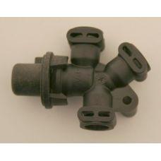 Клапан термоблока Y-образный cod.70984